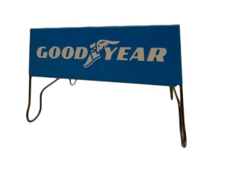 GOODYEAR METAL TIRE STAND
