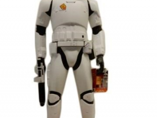 STAR WARS FIRST ORDER STORMTROOPER, BATTLE BUDDY