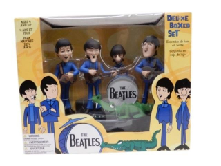 THE BEATLES DELUXE BOXED SET / NEW IN BOX
