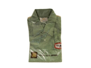 TEXACO SAINTHILL LEVINE SUMMER UNIFORM SHIRT