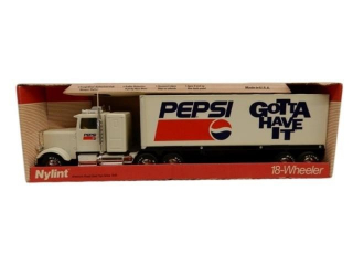 "NYLINT PEPSI ""GOTTA HAVE IT"" 18 WHEELER TRUCK"