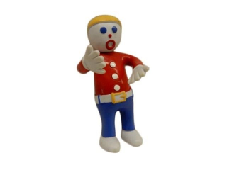 2006 MR. BILL RUBBER FIGURE