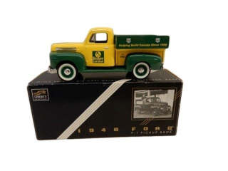 LIBERTY 1948 FORD F-1 PICKUP COLLECTOR BANK / BOX
