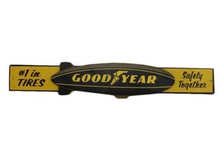 GOODYEAR #1 IN TIRES SST SIGN - REPRO