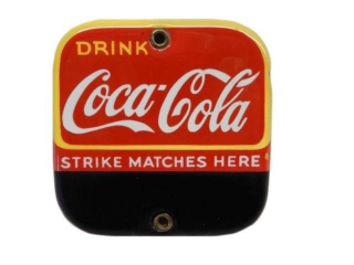 DRINK COCA-COLA  SSP MATCH STRIKER