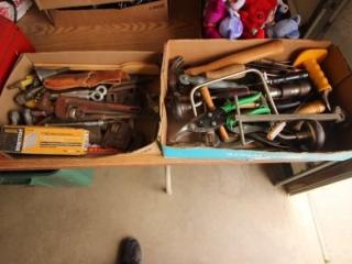 2 Flats of Tools