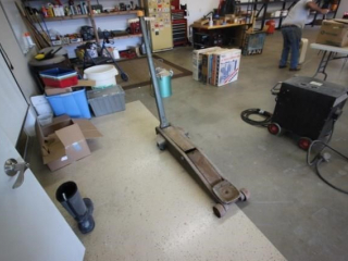 Sears Robuck HD Floor Jack