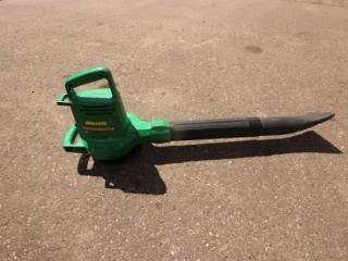 Elec. leaf blower