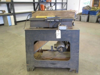 Craftsman Jointer