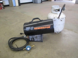 Remington LP Heater
