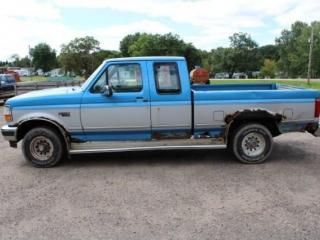 1993 Ford F150 4x4 Truck