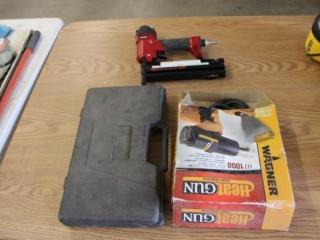 Air tools & heat gun