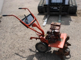 Front tine rototiller