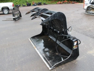 "72"" Grapple Bucket"