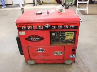 Tahoe 7000wt Diesel Generator