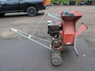 Troy Bilt Chipper Shredder