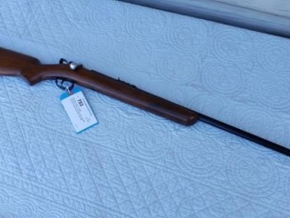 Winchester mod. 67 .22 Rifle