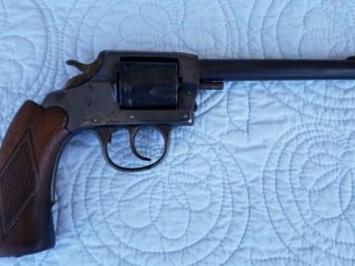 Iver Johnson .22 Revolver
