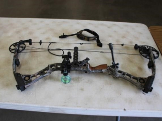 Mathews LH compound bow