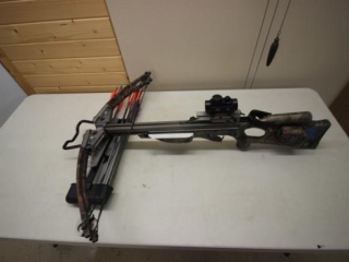 Ten-Point Cross Bow