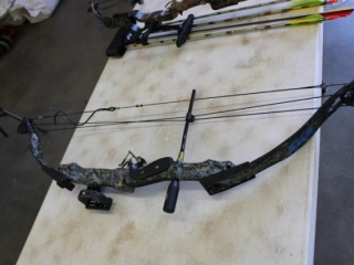 Precision compound bow RH