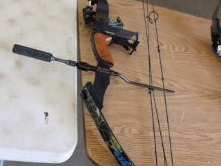 Wolverine Compound bow RH