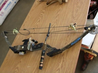 PSE compound bow RH