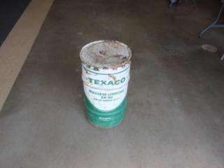 Texaco Can