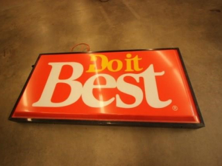 Do it Best sign