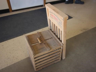Egg Crate & Washboard