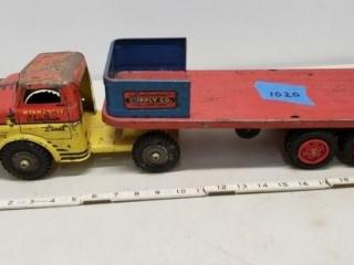 Wyandotte Lines - Truck w/trailer