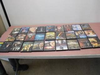 (28) DVD Movies