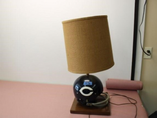 Chicago Bears Helmet Lamp