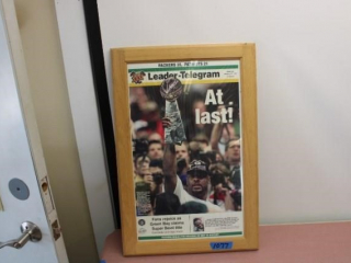 Green Bay Packers - Framed