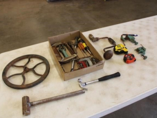 Pully & Misc. Hand Tools