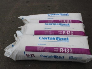 (3) Bags - Certainteed Insulation