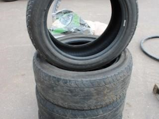 Set of 235/50R18 Tires