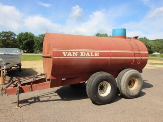 Van Dale Slurry Wagon