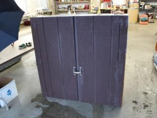 Shop Cabinet