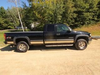 2001 Chevy 2500 4x4 Truck