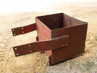 Rock Box for Tractor