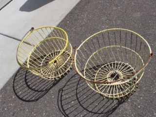 (2)  Egg baskets