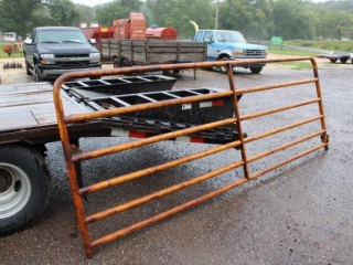 12' Souix pipe gate