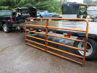 10' Souix pipe gate