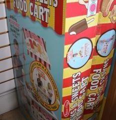 Melissa & Doug Snack & Sweets Food Cart