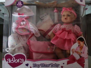 Adora Play Time Baby doll