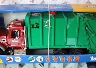 Bruder MACK Granit Garbage Truck