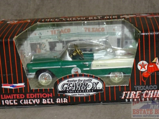 Die Cast Texaco Fire Chief 1955 Chevy Bel Air.