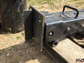 Bobcat Rear Stabilizer Attachment UNRESERVED