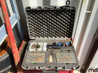 Air Conditioning Hose Crimping Tool UNRESERVED